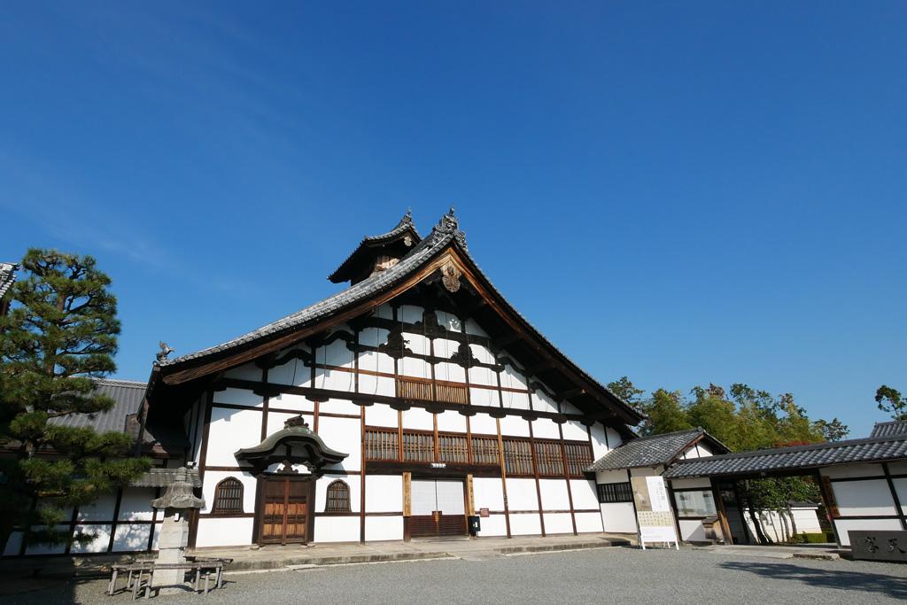 相国寺の庫裏