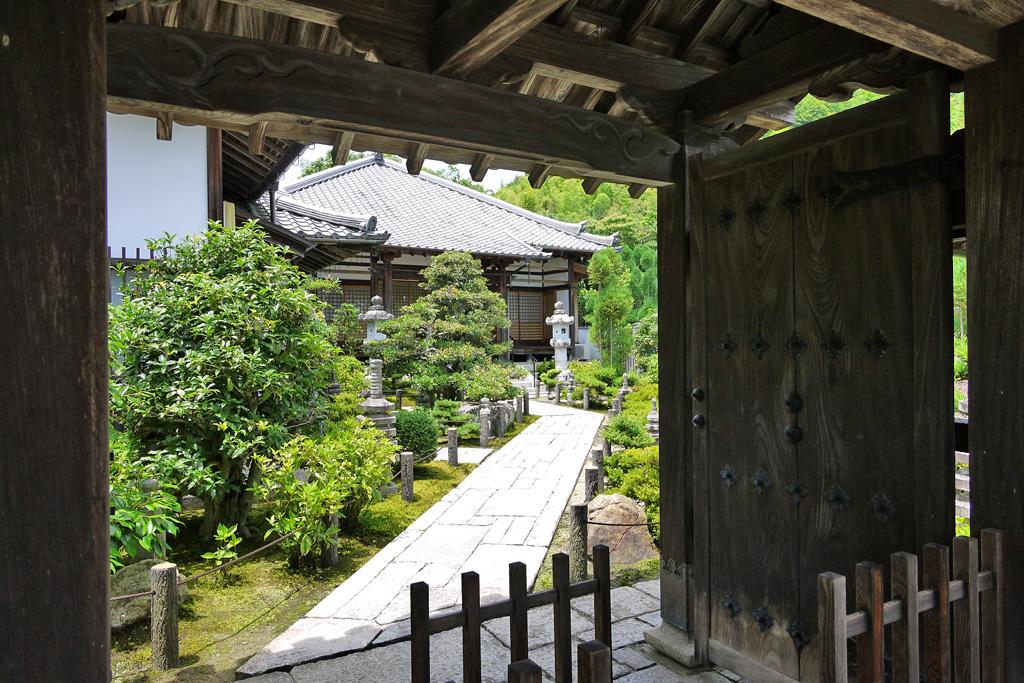 称念寺の写真素材