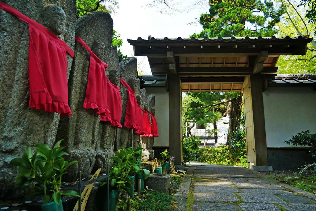 招善寺の写真素材