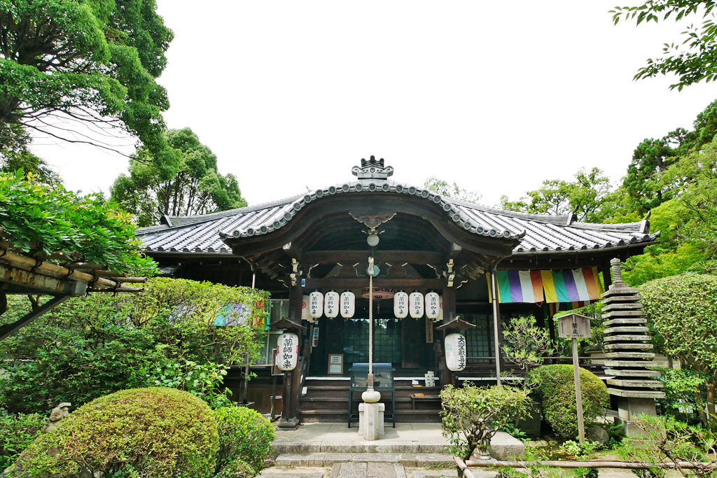 雙林寺の写真素材