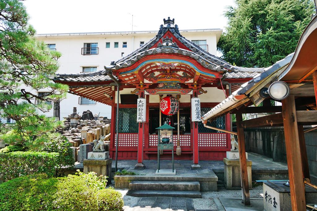 宗仙寺の写真素材