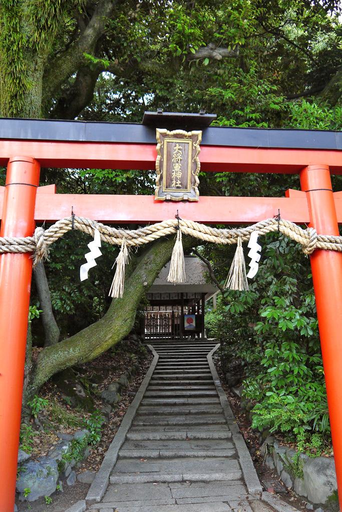 大将軍神社(西賀茂)の写真素材