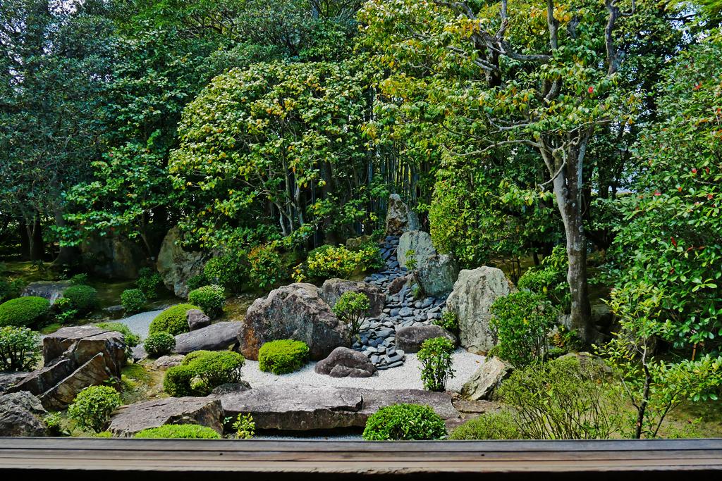妙心寺退蔵院の写真素材