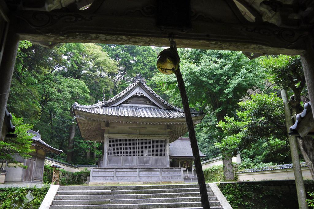 竹野神社の写真素材