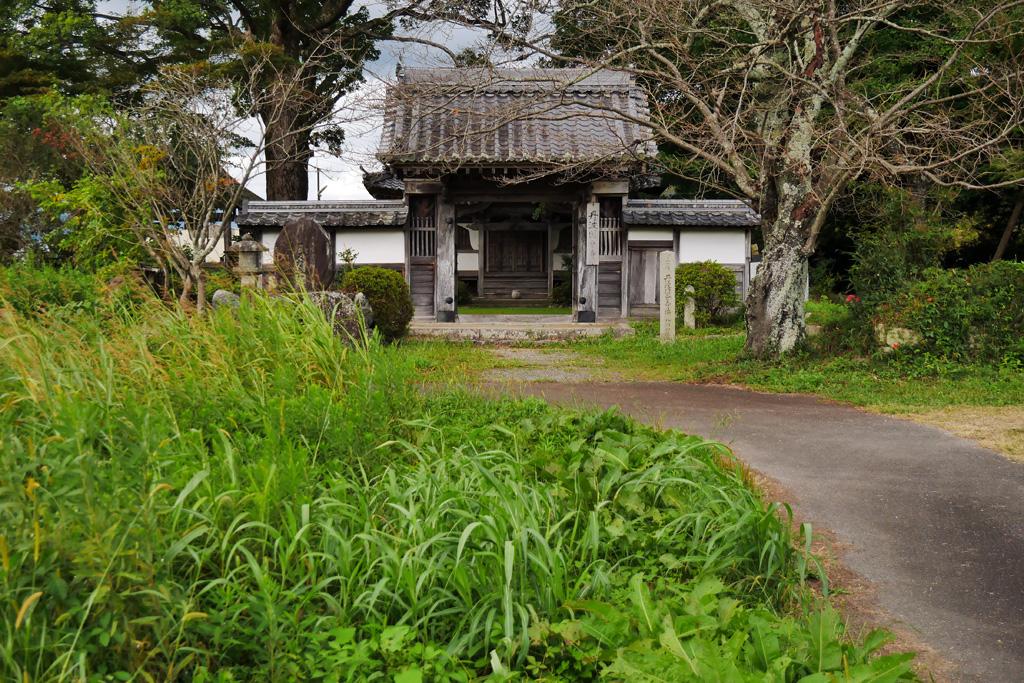 丹波国分寺の写真素材