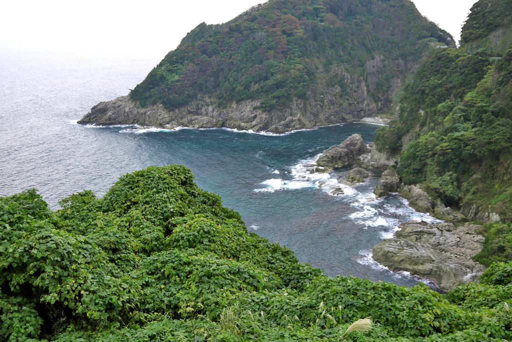 丹後半島の海