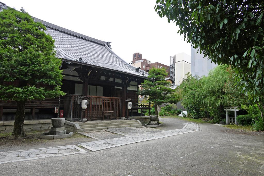 天性寺の写真素材