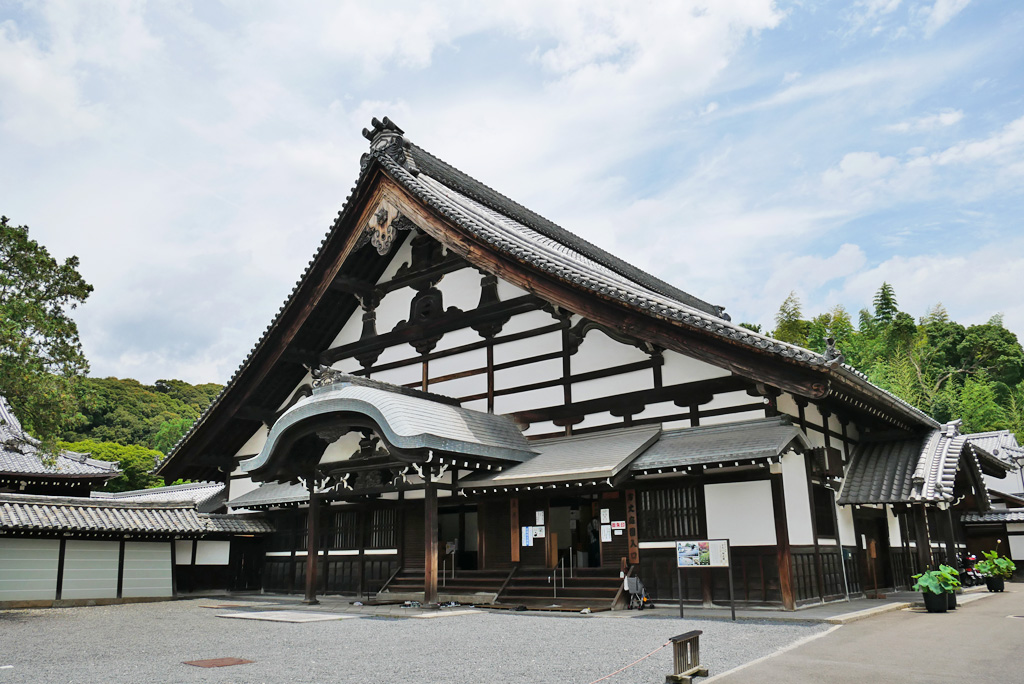 東福寺方丈の写真素材
