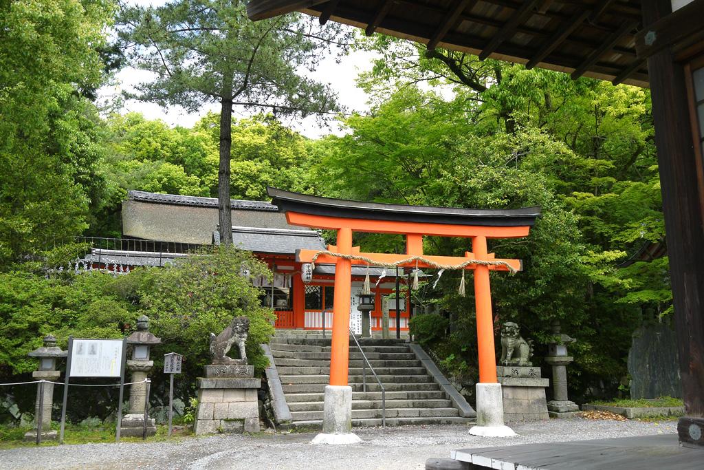 宇治神社の写真素材