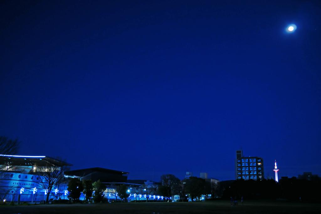 京都水族館の写真素材