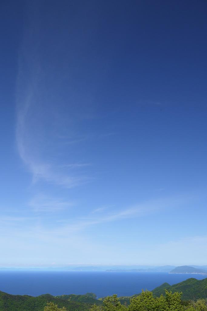 舞鶴の海の写真素材