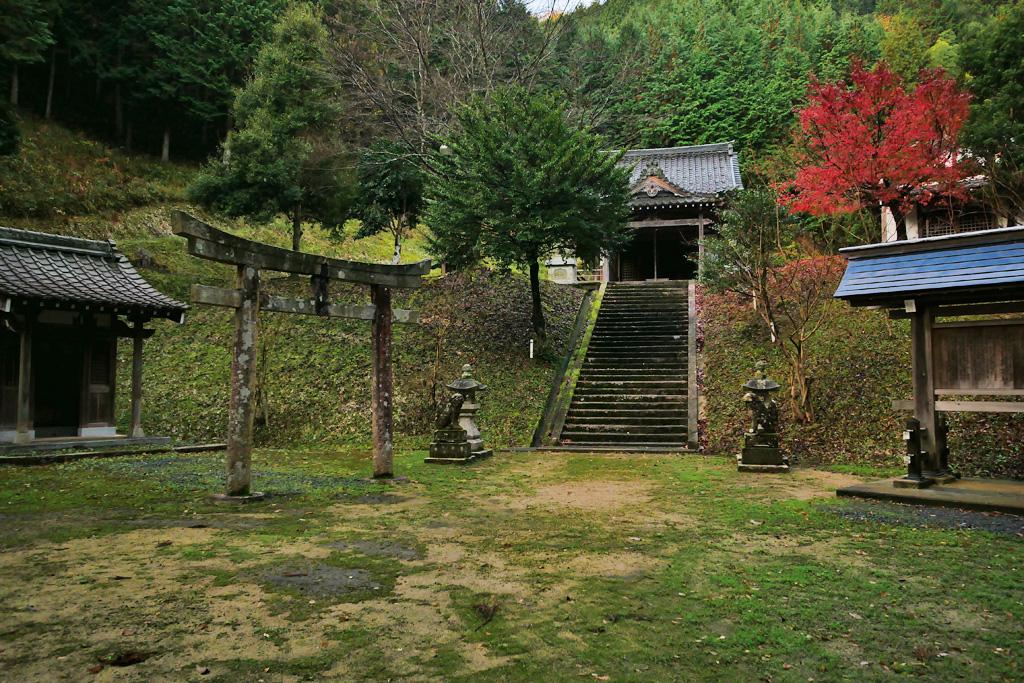 若宮神社の写真素材