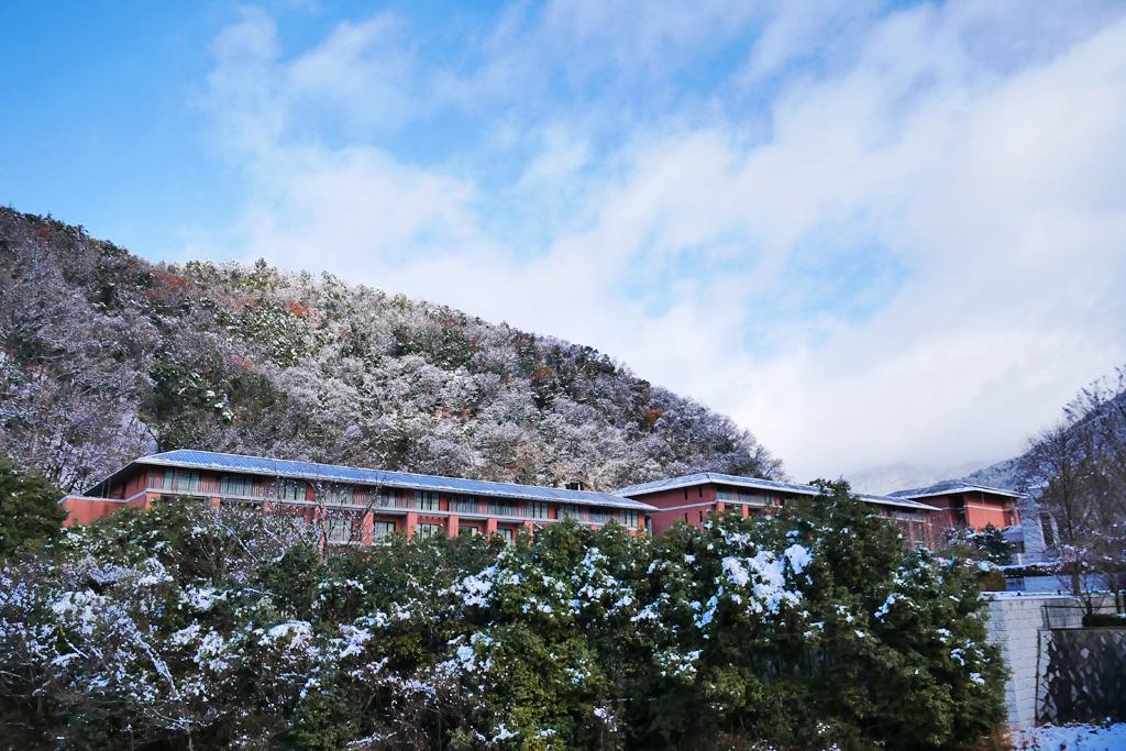 エクシブ京都 八瀬離宮の写真素材