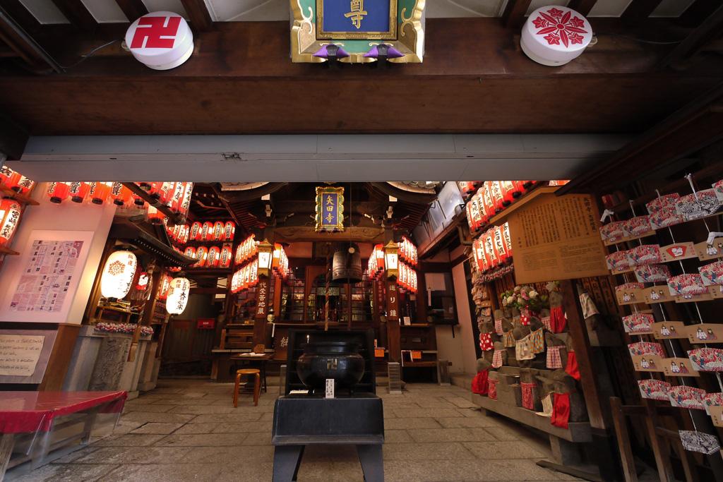 矢田寺の写真素材