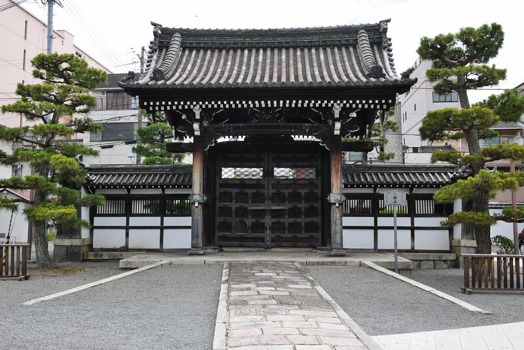 要法寺の写真素材