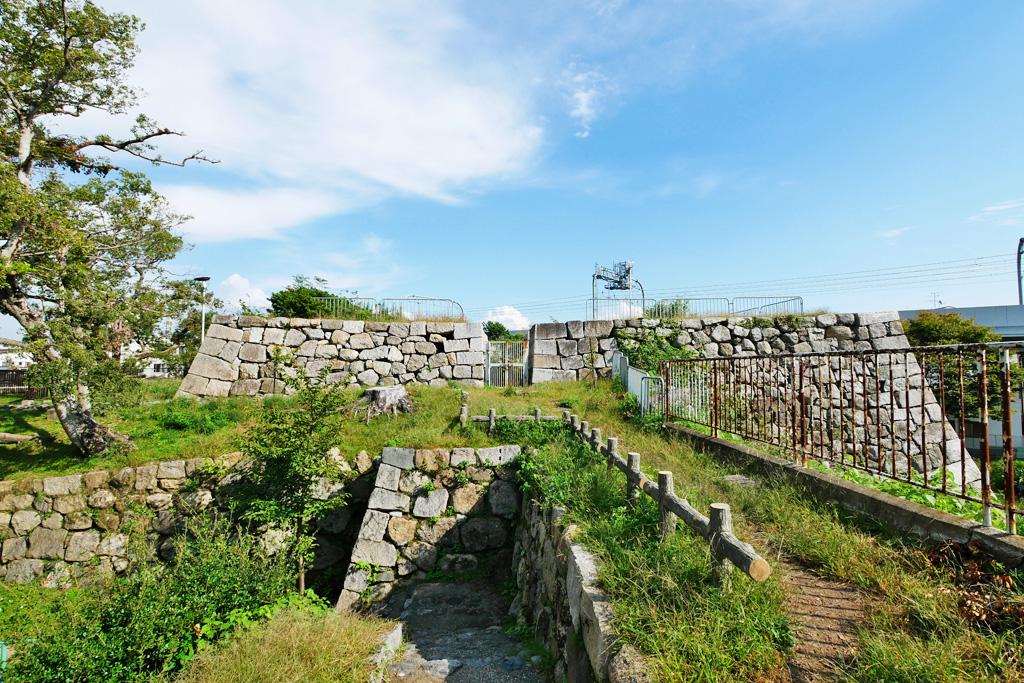 淀城の写真素材