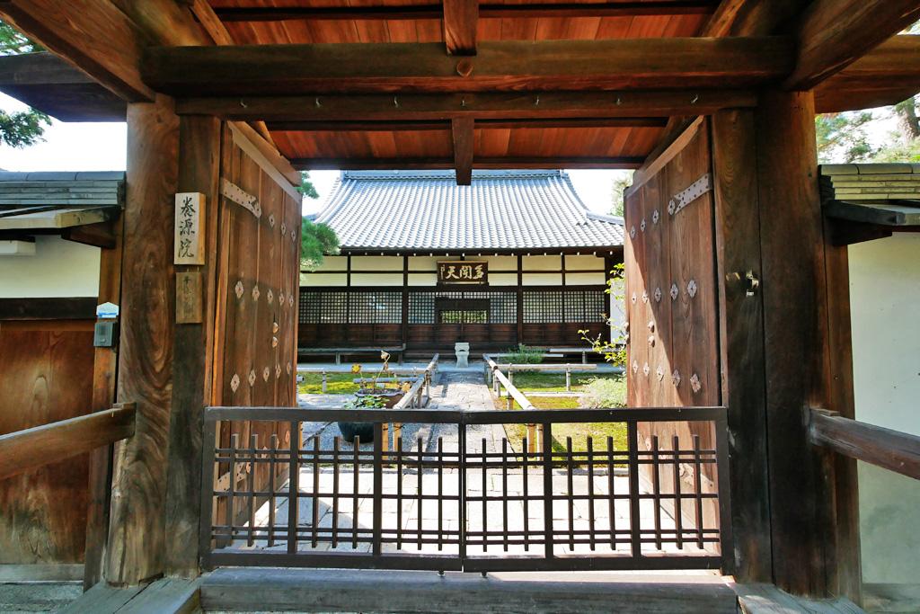 相国寺 養源院の写真素材