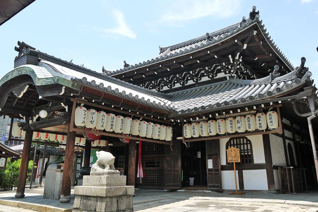 禅居庵の写真素材