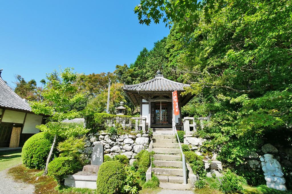 亀岡 蔵宝寺の写真素材