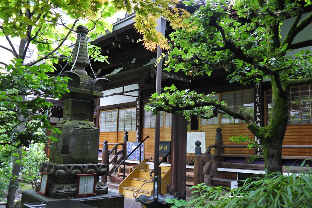 瑞泉寺の写真素材